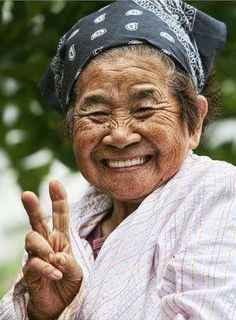 The world could use more smiles... #smile