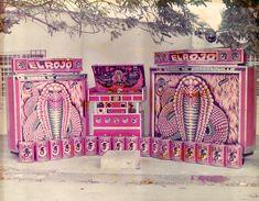 El Rojo sound system Champeta es la música de la liberación. Champeta fue un movimiento punk y africano en su núcleo