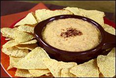 HG's Gooey-Good Queso Dip 'n Chips