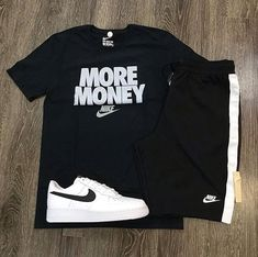 Tomboy Outfits, Cute Nike Outfits, Dope Outfits For Guys, Skater Outfits, Swag Outfits Men, Cute Casual Outfits, Fashion Outfits, Nike Clothes Mens, Kids Fashion Boy