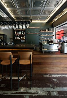 Coffees Places and Bakeries in Singapore: Open Door Policy Cafe