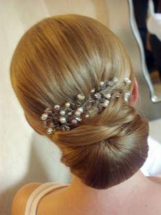 Peinados Bajos Recogidos Elegantes Y Romnticos With Peinados Bajos - Peinados-de-novia-moos-bajos