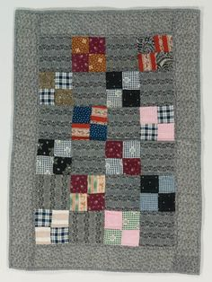 love vintage small quilts
