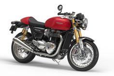 New Triumph Bonneville Thruxton R