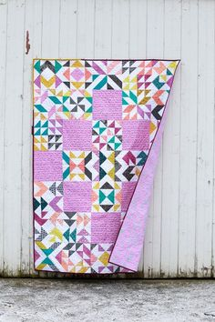 Over and Above Quilt