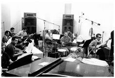 The Wrecking Crew at GoldStar Studios!