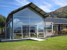 Wanaka Lake, New Zeland, 2010  Whare Kea Lodge & Chalet