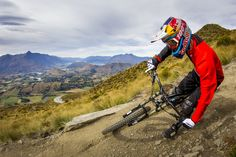 Downhill, 4X and Freeride converge for a unique racing event in the Italian alps.
