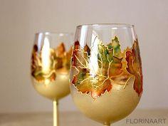 Copas de vino regalo de jubilación boda gafas vidrios