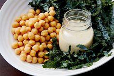 Hummus Salad Recipe by Giada De Laurentiis | GiadaWeekly.com
