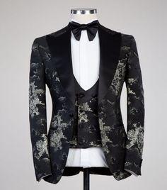 Men's Tuxedo Vest Pant Designer Tuxedo, Designer Suits For Men, Tuxedo Vest, Tuxedo For Men, Mens Fashion Suits, Mens Suits, Blazer Outfits Men, Wedding Suits, Wedding Wear