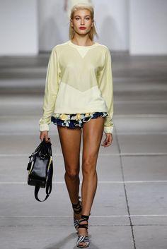 Topshop Unique – Spring 2015 RTW British Fashion Brands, Fashion Shows 2015, Fashion Week 2015, Fashion Spring, Hailey Baldwin, Urban Outfits, Cool Outfits, Topshop Unique, Trends
