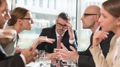 5 Ways to Beat Social Anxiety in Business Meetings