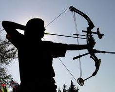 Archery is a favorite hobby.
