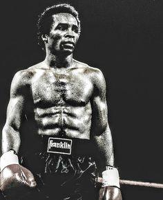 /'57-/'58 sugar ray ROBINSON carmen BASILIO world middleweight POSTER 242X36