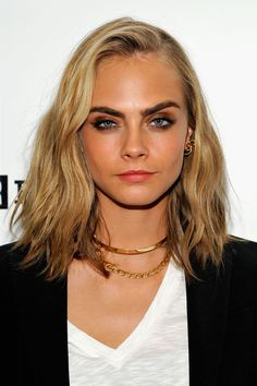 Best bob hairstyles: Cara Delevingne - July 2016