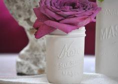 Kerr pint jar painted
