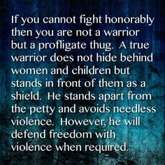Warrior Quotes.