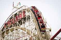 Ride all of the rides at Coney Island! It's nice having an amusement park right in #NYC.