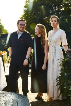The Soirée on the Railway hosted by And North Photo (c) Christian Harder Bridesmaid Dresses, Wedding Dresses, Christian, Inspiration, Fashion, Bridesmade Dresses, Bride Dresses, Biblical Inspiration, Moda