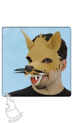 wolf mask                                                                                                                                                                                 Más