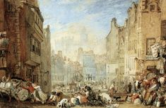 Masters of Art: Joseph Mallord William Turner (1775 – 1851) - read it at http://makeyourideasart.com