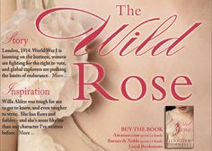 The final book in the Tea Rose series!