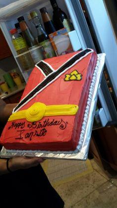 Another power ranger cake
