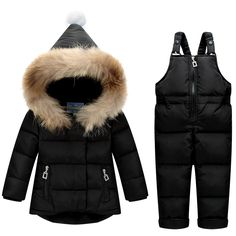Nice Kids Clothes Boys Girls Winter Down Coat Children Warm Jackets Toddler Snowsuit Outerwear +Romper Clothing Set Russian winter - $ - Buy it Now!
