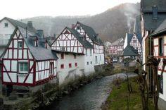 Entre los pueblos de cuento más bonitos de Alemania, Monreal