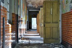 <p>West Park Asylum in Epsom, Surrey, U.K.</p>