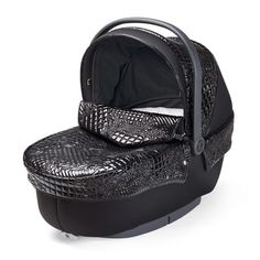 9a4bb433a9fe Young Versace Baby Black Stroller   Travel Set (4 Piece)   Cool Baby Gear    Pinterest   Travel set, Babies and Baby gear