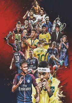 Compra «Neymar JR (De Santos a PSG + BRANT)» de Daffo en c486a2e6e