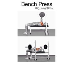 -Primary muscle group: Chest, Shoulders, Triceps ✌️Secondary: Upper Back / Traps Equipment: Barbell / EZ-Bar
