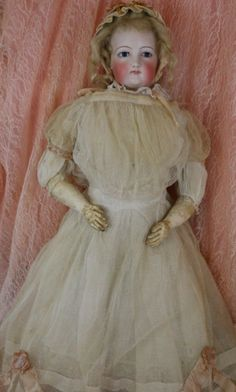 Antique Francois Gaultier French Fashion Doll