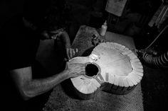 Santa Cruz Guitar, by Jim Merithew/Wired.com