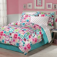 Free 2-day shipping. Buy My Room Peace Out Bed in a Bag Bedding Set at Walmart.com