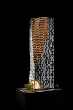 Image 10 of 10 from gallery of Kengo Kuma Unveils Mixed-Use Skyscraper in Vancouver. Courtesy of v2com