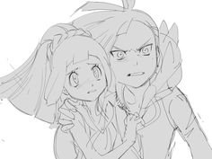 Don't worry Lillie! I protect you!