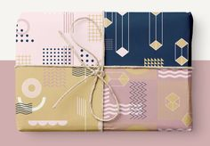 Girlboss digital paper, printable paper, geometric seamless pattern, scrapbook paper, clipart, geometry, lines, blush pink, girly, feminine