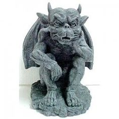 Gargoyle. Makes me miss Humperdynk and George