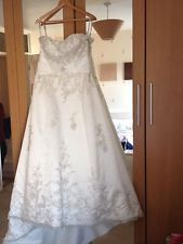 Wedding dress (Eternity Art Couture) size 18