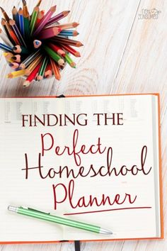Looking for that perfect homeschool planner? It's one of the most vital tools to your homeschool, no doubt. But we often get it wrong. I'll show you how to find the perfect homeschool planner for your family. It will change your homeschool guaranteed!