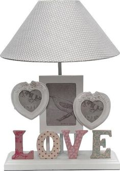 Veioza Love Lucia 44x33x33 cm Table Lamp, Home Decor, Table Lamps, Decoration Home, Room Decor, Home Interior Design, Lamp Table, Home Decoration, Interior Design