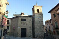 Iglesia del Salvador en Toledo