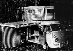 VW Bus...the only thing that would make this better would be a color photo of it!!!