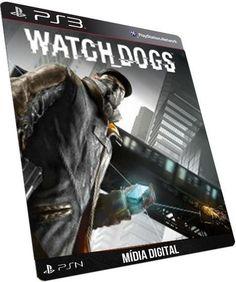 46e8ed3f53 Watch Dogs Dublado PS3 PSN GAME DIGITAL PLAYSTATION STORE. Jogos ...