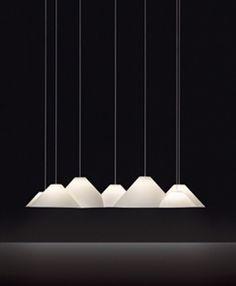 Lampscapes by Dutch designer Frederik Roijé