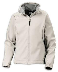 Super Nice Ice Maiden Ladies Soft Shell Winter White/Oyster, Corporate Apparel and Clothing