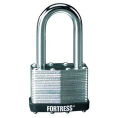 Master Lock 1805DLH 2 inch Laminated Steel Padlock, Multicolor